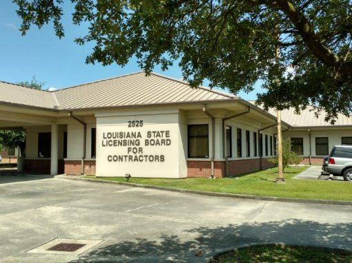 Louisiana State Licensing Board for Contractors