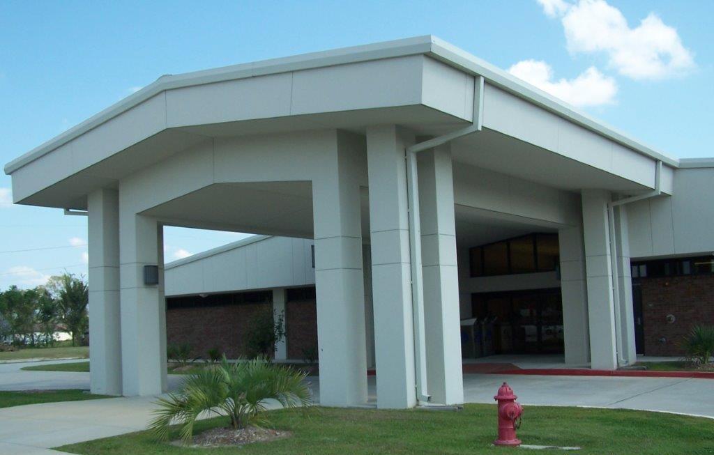 Ascension Parish Library | Juge Construction