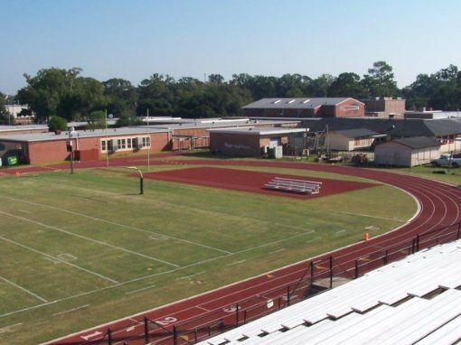 Baker High School Track