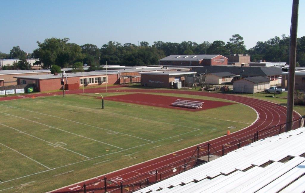 Baker High School Track