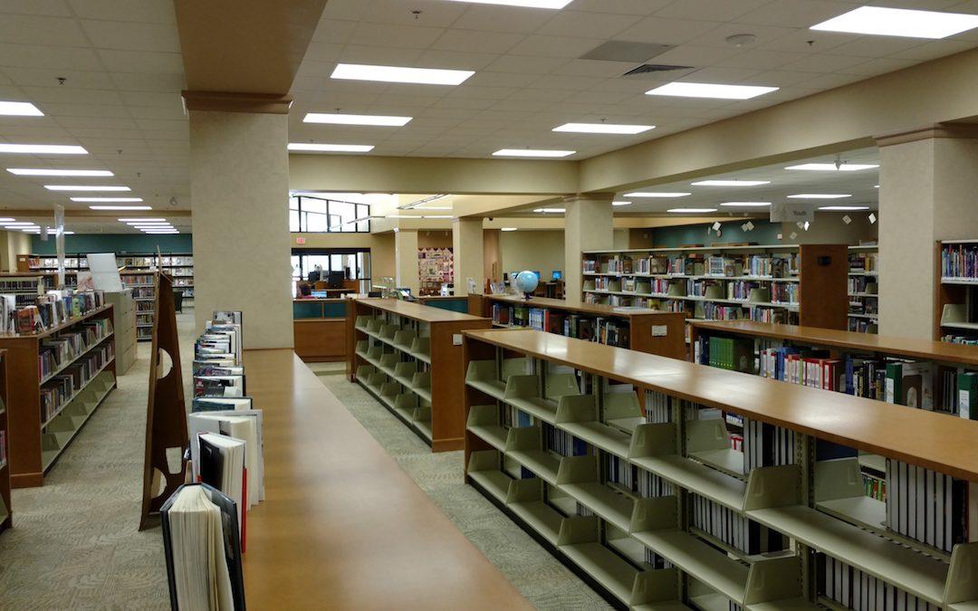 Ascension Parish Library